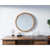 Зеркало Bruni круглое