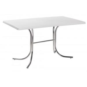 Стол Rozana 120*80 Белый