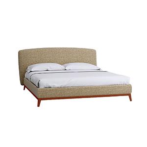 Кровать Сканди Лайт Бежевый