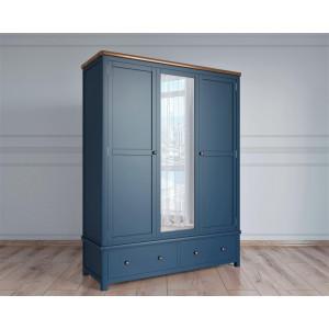 Шкаф двустворчатый широкий Jules Verne