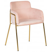 Кресло Strike Light Pink