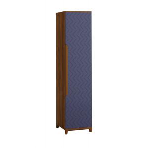 Шкаф 1-створчатый универсальный Сканди Сапфир