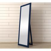 Напольное зеркало Rome синее