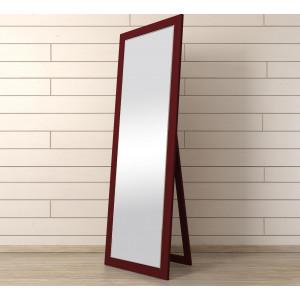 Напольное зеркало Rome бордо