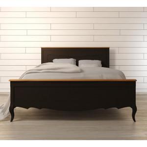 Дизайнерская кровать Leontina Black