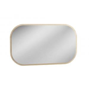 Зеркало комода Сканди Жемчужно-белый