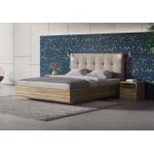 Кровать Сонум Vena ясень ориноко