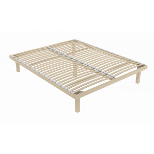 Основание Sleeptek деревянное узкое