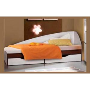 Кровать Энигма КМК 0302 80х200