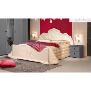 Кровать Жемчужина 160х200 КМК 0380.2
