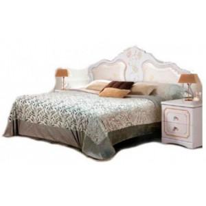 Кровать Мелани 160х200 КМК 0434.6-01 с мягкой спинкой