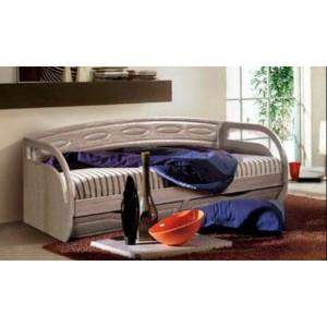 Кровать Клеопатра М 800 КМК 0320.11 с ящиками