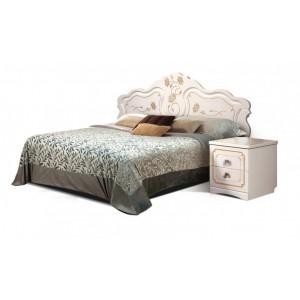 Кровать Мелани 160х200 КМК 0434.6-01.1