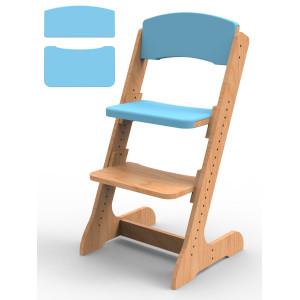 Подушки для растущего стульчика ALPIKA голубой