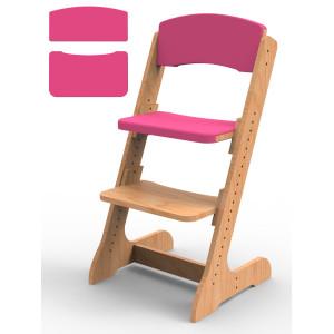 Подушки для растущего стульчика ALPIKA фуксия