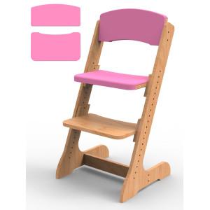 Подушки для растущего стульчика ALPIKA розовый