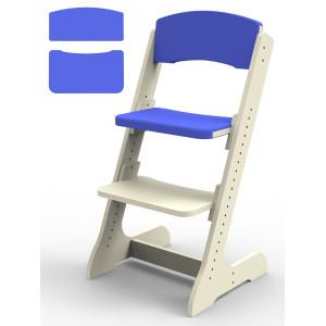 Подушки для растущего стульчика ALPIKA синий